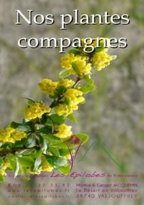 livret Nos plantes compagnes