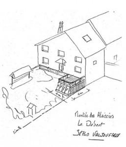 Maison Les épilobes