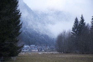 le village des faures
